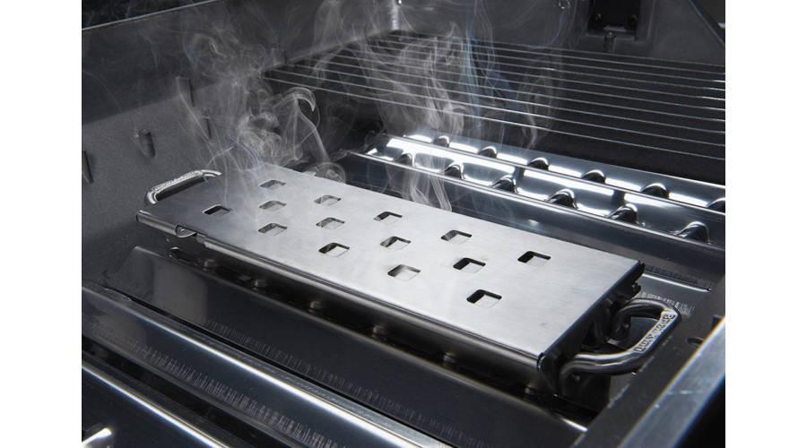 Füstölő eszközök gázgrillhez