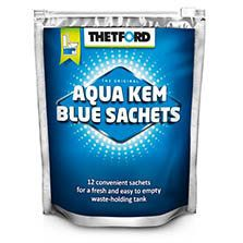 Aqua Kem Blue Saches WC…