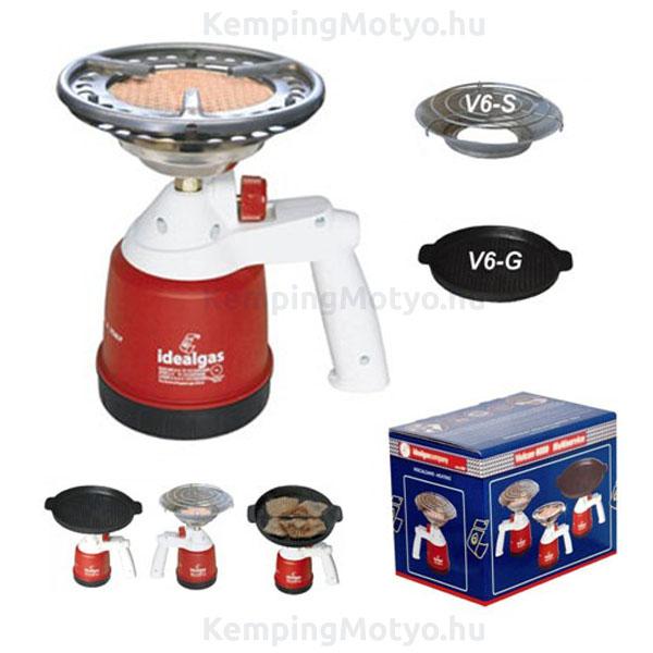 039dfc4c8591 Hősugárzó gázfőző és grill - Sátorfűtés - Sátorozás - Kempingcikk ...